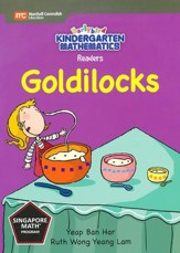 Kindergarten Math Reader: Goldilocks