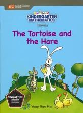 Kindergarten Math Reader: Tortoise  and The Hare