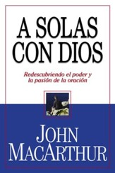 A Solas con Dios, Edición de Bolsillo  (Alone with God, Pocket Edition)