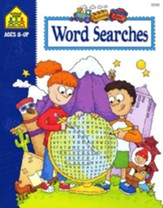 Word Searches, Ages 8 & Up