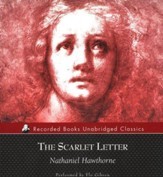 The Scarlet Letter                                  Audiobook on CD