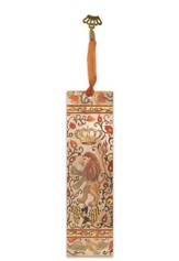 Illuminated Bookmark Esther Scroll-Lion