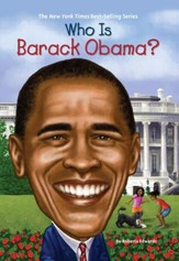 Who Is Barack Obama? - eBook