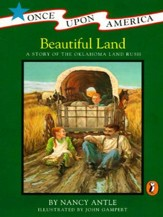 Beautiful Land: A Story of the Oklahoma Land Rush - eBook
