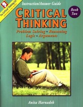 Critical Thinking Book 2  Instructional/Answer Guide