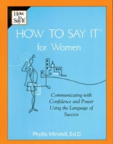 How To Say It for Women - eBook