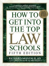 How to Get Into Top Law Schools 5th Edition - eBook