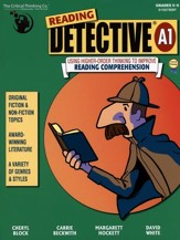 Reading Detective: Using Higher-Order Thinking to Improve Reading Comprehension Book A1 Grade 5-6