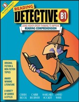 Reading Detective: Using  Higher-Order Thinking to   Improve Reading Comprehension Book B1 Grade 7-8