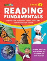 Reading Fundamentals: Grade 2: Nonfiction Activities to Build Reading Comprehension Skills