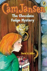 Cam Jansen: The Chocolate Fudge Mystery #14: The Chocolate Fudge Mystery #14 - eBook