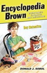 Encyclopedia Brown, Boy Detective - eBook