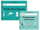 El Poder de la Imprenta y Mas  (Student Workbook, Printing Power Plus, 2013 Edition)