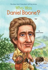 Who Was Daniel Boone? - eBook
