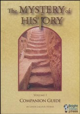 The Mystery of History Volume 1 (Second Edition) Companion Guide on CD-ROM