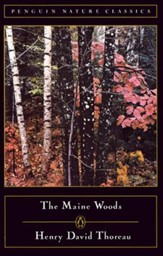The Maine Woods - eBook