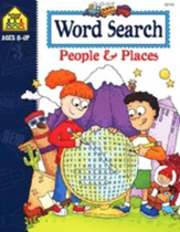 Word Search People & Places