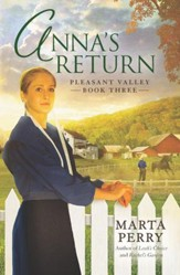 Anna's Return: Pleasant Valley Book Three - eBook