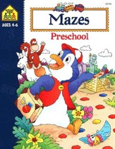 Mazes Preschool, Ages 4-6