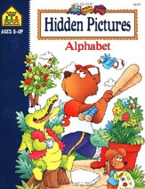 Hidden Pictures Alphabet, Ages 5 & Up