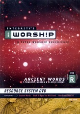 iWorship Resource System DVD, Volume R  - Slightly Imperfect