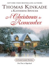 A Christmas To Remember #7: A Cape Light Novel, eBook