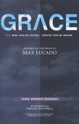 Grace: More Than We Deserve, Greater Than We Imagine (Choral Book) - Slightly Imperfect