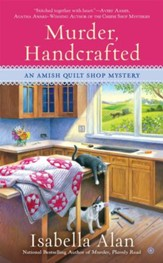 #5: Murder, Handcrafted - Slightly Imperfect