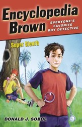 Encyclopedia Brown, Super Sleuth - eBook