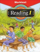BJU Reading Grade 1 Student Worktext, Fourth Edition