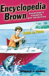 Encyclopedia Brown Keeps the Peace - eBook