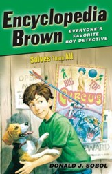 Encyclopedia Brown Solves Them All - eBook