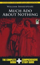 Much Ado About Nothing Thrift Study Edition