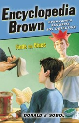 Encyclopedia Brown Finds the Clues - eBook