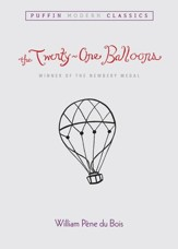 The Twenty-One Balloons (Puffin Modern Classics) - eBook