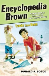Encyclopedia Brown Tracks Them Down - eBook