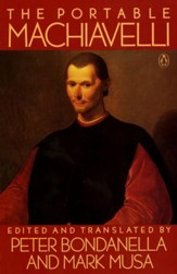 The Portable Machiavelli - eBook