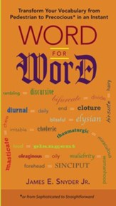 Word for Word - eBook