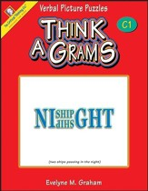 Think-A-Grams Grades 9-12 Ability Book C1
