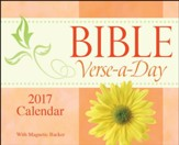 2017 Bible Verse-A-Day Mini Day To Day Calendar