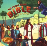 The Life of Jesus -Puzzle Block Bible