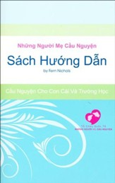 Moms in Prayer Booklet - Vietnamese