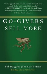 Go-Givers Sell More - eBook