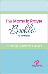 Moms in Prayer Booklet - English