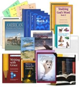 Homeschool Reviews/Home School, Inc. Grade 3 Quick Start Curriculum Kit