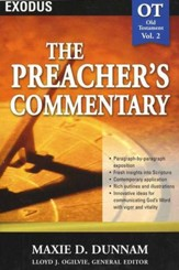 The Preacher's Commentary Vol 2: Exodus