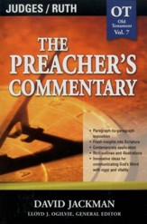 The Preacher's Commentary Vol 7: Judges/Ruth