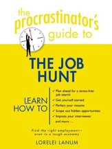 The Procrastinator's Guide to the Job Hunt - eBook