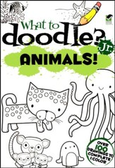 What to Doodle? Jr. Animals!