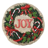 Joy, Wreath, Stepping Stone